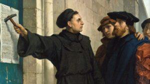 O outro lado da Reforma Protestante